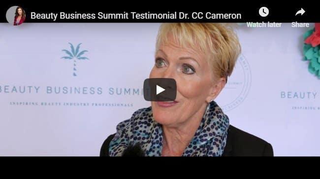 Testimonial - Dr. CC Cameron