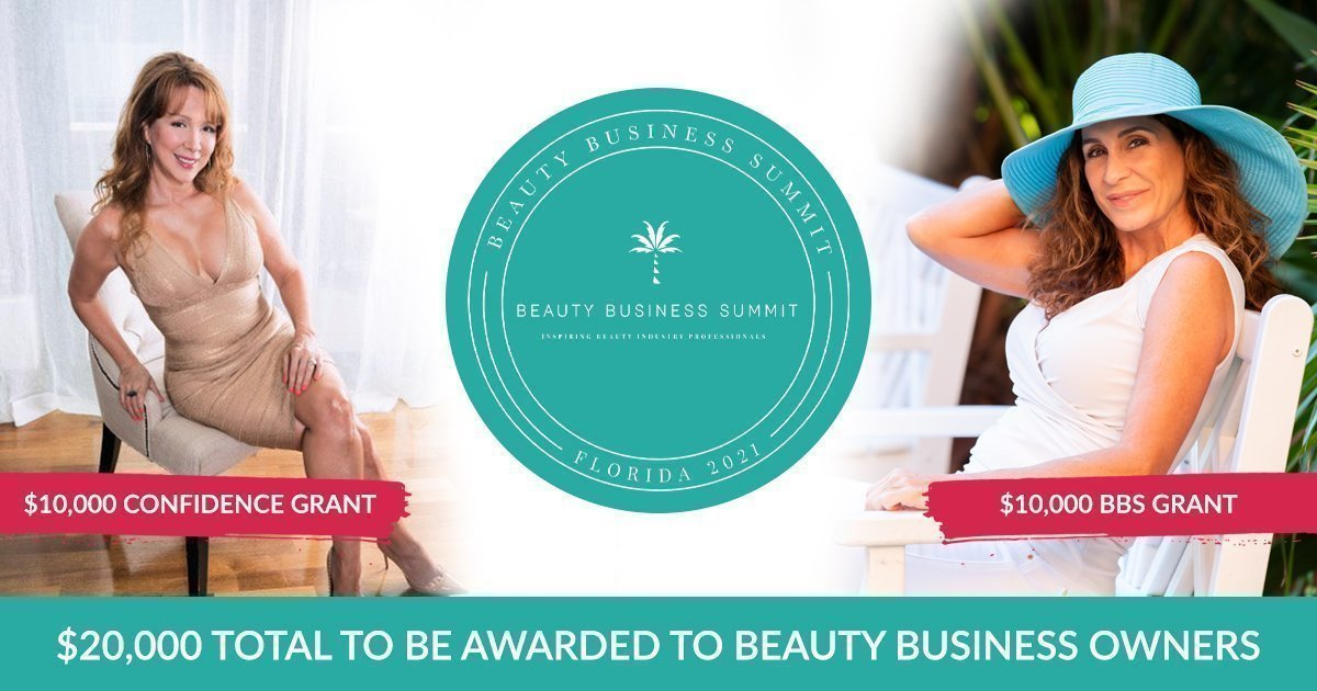 Beauty Business Summit - Maxine Drake and Char Fontanills